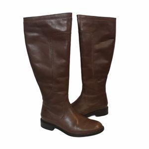Johnston & Murphy Lara Riding Boot Leather 7M